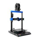 Artillery® Sidewinder X2 & Sidewinder X1 3D-printerkit met 300*300*400 mm groot afdrukformaat Ondersteuning voor hervatten van afdrukken en detectie van filamentuitloop met dubbele Z-as/TFT touchscreen