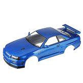 Killerbody 48716 Nissan Skyline (R34) Scocca finita per veicoli 1/10 Touring RC