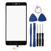 Universal Touch Screen Replacement Assembly Screen with Repair Kit for Xiaomi Redmi Note 4 Non-original