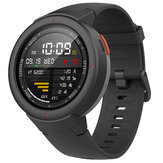 Versão Original Amazfit Verge International AMOLED IP68 Bluetooth Calling GPS + GLONASS Smart Watch