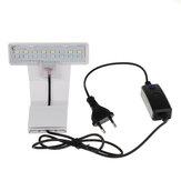 5W LED Akvaryum Hafif Balık Tankı Sucul Bitki Büyümek Lamba Dekorasyon 110V / 220V