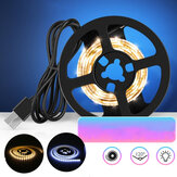 LED Light Strip USB Waterproof Lamp String LED Light with 5V USB TV Background Light Waterproof Christmas Decorations Clearance Christmas Lights