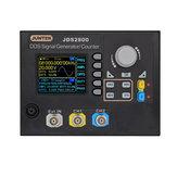 JDS2800 15 MHZ 40 MHZ 60 MHZ Signal Generator Digitale Steuerung Dual-channel DDS Funktion Signal Generato