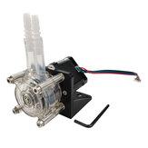Dik Açılı Büyük Akış Korozyon Önleyici Peristaltik Pompa Step Motor