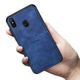 MOFI PINWUYO Shockproof PU Leather Soft TPU Back Cover Protective Case for Xiaomi Redmi Note 6 Pro Non-original