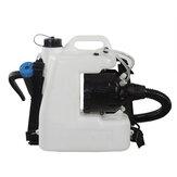 110V / 220V Elektrische ULV-Nebelmaschine 1400W Elektrische Sprühdesinfektionsmaschine 12L