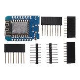 2 pièces Geekcreit® D1 mini V2.2.0 carte de développement Internet WIFI basée ESP8266 4 Mo FLASH ESP-12S puce