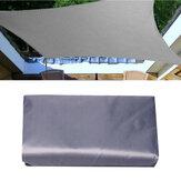 3X4/5/6Mtenda parasole per barche a vela per esterni resistente campeggio tenda per giardino schermate per giardiniere UV