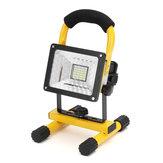 W804 220V Portatile 24 LED Luce da lavoro ricaricabile campeggio Faretti Emergenza lampada Lampadine
