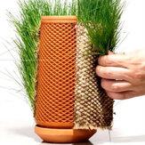 التلقائي سقي زهور لتقوم بها بنفسك مغذيات نباتات السيراميك زجاجة مائية داخلي في الهواء الطلق حديقة الحرف مصنع زهرية نباتية