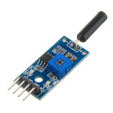 SW-18010P 3V to 5V Open Type Vibration Sensor Switch Module Alarm Trigger Geekcreit for Arduino - products that work with official Arduino boards