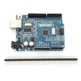 5Pcs UNO R3 ATmega328P Development Board Geekcreit for Arduino - products that work with official Arduino boards