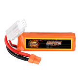 URUAV GRAPHENE 2S 7.6V 450mAh 100C Lipo Battery XT30 Plug for FPV RC Racing Drone