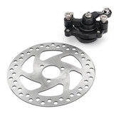 140mm Disco de freno de disco trasero Kit de pinza de gas Mini Dirt Bike ATV Scooter eléctrico