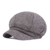 Men Women Warm Retro Classic Painter Hat Vintage Beret Cap