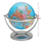 Peta Dunia Globe Earth Ocean Atlas Dengan Rotating Stand Geography Education Toy