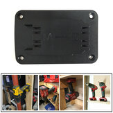 Wall Mounted Battery Charger Tool Holder For Milwaukee For Dewalt DCB 18V