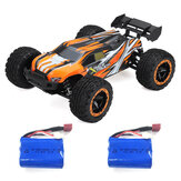 SG 1602 2.4G 1/16 Brushless RC Car High Speed 45km/h Vehicle Models Two Battery