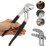 6/8/10/12 Inch Waterpomptang Loodgieters Slim Jaw Pipe Wrench Grips Multifunctioneel