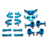 Wltoys Metal Full Set Upgrade För 1/28 P929 P939 K979 K989 K999 K969 RC Bildelar