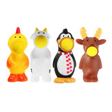 Novedades Juguetes Squeeze Pop Out Shoot Ball Animal Doll Stress Relief Vent Toy Regalo divertido con embalaje