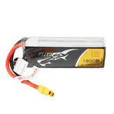 ACE TATTU 14.8V 1800mAh 75C 4S XT60 Plug Lipo Battery for FPV RC Drone