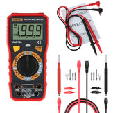 ANENG AN819A Digital Multimeter AC DC Current Voltage Capacitance Resistance Diode Tester Live Line Measurement + 16 in 1 Multifunction Test Line