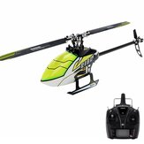 Eachine E180 6CH 3D6G System Dual Brushless Direct Drive Motor Flybarless RC Helicopter RTF Compatible with FUTABA S-FHSS