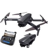 ZLL SG908 5G WIFI FPV GPS con 4K HD Cámara Tres ejes Gimbal 26 minutos Tiempo de vuelo Sin escobillas RC plegable Drone Cuadricóptero RTF