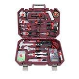 CREST 105084 Combinaison d'électricien de télécommunications à domicile avec boîte à outils en plastique