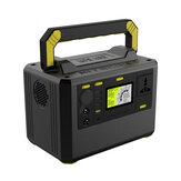 NITECORE NPS400 117AH 117000mAh 220V 300W Taşınabilir Güç İstasyonu LCD Ekran 18650 Batarya Güç Kaynağı Outdoor Avcılık Kampçılık Jeneratör