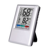 HigrômetrosdigitaisTemperaturadetemperaturado jardim Termômetro Ferramentas de teste de valor máximo e mínimo