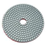 5 Inch 50-6000 Grit Diamond Polijstpad Nat Droog Schuurschijf voor Marmer Beton Graniet Glas