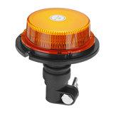 18 LED Segnale luminoso di emergenza Attenzione Flash Luce stroboscopica Faro per trattori a forche