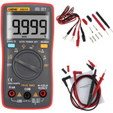 ANENG AN8008 True RMS Wave Output Digital Multimeter AC DC Strøm Volt Modstand Frekvens Kapacitans Test