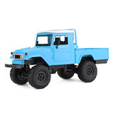 MN Model MN45 RTR 1/12 2.4G 4WD RC Auto LED Light Crawler Klimmen Off-road Truck