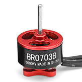 Racerstar Racing Edition 0703 BR0703B 15000KV 20000KV 1-2S Brushless Motor For RC Drone Frame Kit