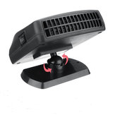 12V 24V Car Heater Cold And Warm Air Defrosting Snow Defogger