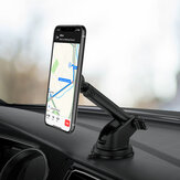 HOCO CA67 Universal Stretch Strong Magnetic 360 Degree Rotation Car Phone Holder Dashboard Mount For iPhone X XS Max for Samsung Xiaomi