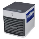 500ml USB Air Cooler Portable Mini Desktop Air Conditioner Humidifier Purifier