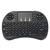 I8 Spanish Version 2.4G Wireless Mini Keyboard Touchpad AirMouse