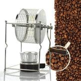 Máquina para hornear tostadora de granos de café manual de acero inoxidable 304 Rodillo Panadero para hornear de cocina herramienta
