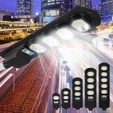 90/180/270/360/450LED Solar Street Light IP65 PIR Motion Sensor Wall Lamp+Timing Function+Remote Control