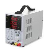 Minleaf LW-305E Fuente de alimentación de CC programable LED Digital Pantalla RS485 Fuente de alimentación regulada
