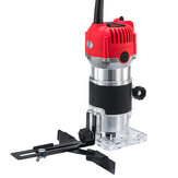 20000rpm Electric Hand Trimmer Router Wood Laminate Palm Joiners Working Cutting Tool