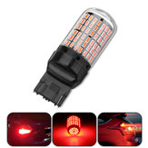 1 Stks T20 7440 3014 144LED Auto Richtingaanwijzers Rood Stop Remlicht Lamp 4.2 W DC12V