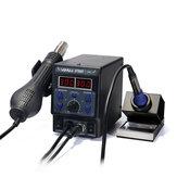 YIHUA 8786D-I 2 In 1 Stacja lutownicza do lutowania na gorąco Maszyna do lutowania na żelazo ESD