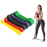 5-120Lbs Latex Resistance Bands Sports Yoga Pull Up Elastic Rope Fitness Strength Training Band