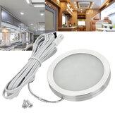 12V 2.5W 180lm 3000/6000k Spotlight LED Work Light for Camper Caravan Motorhome Boat