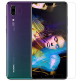 NILLKIN Matte Anti-radiation Ultra Thin Screen Protector with Lens Protective Film for Huawei P20